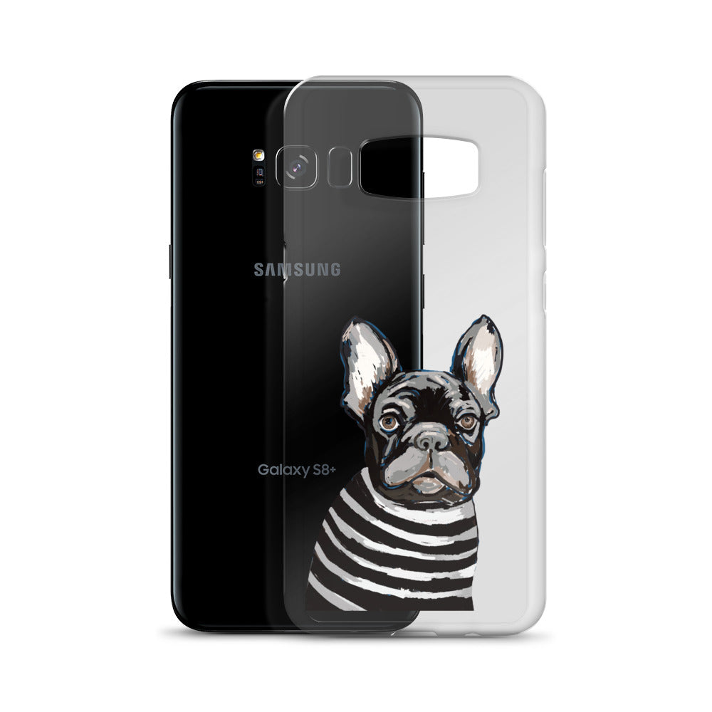 French Bulldog Samsung Phone Case - pickie shop