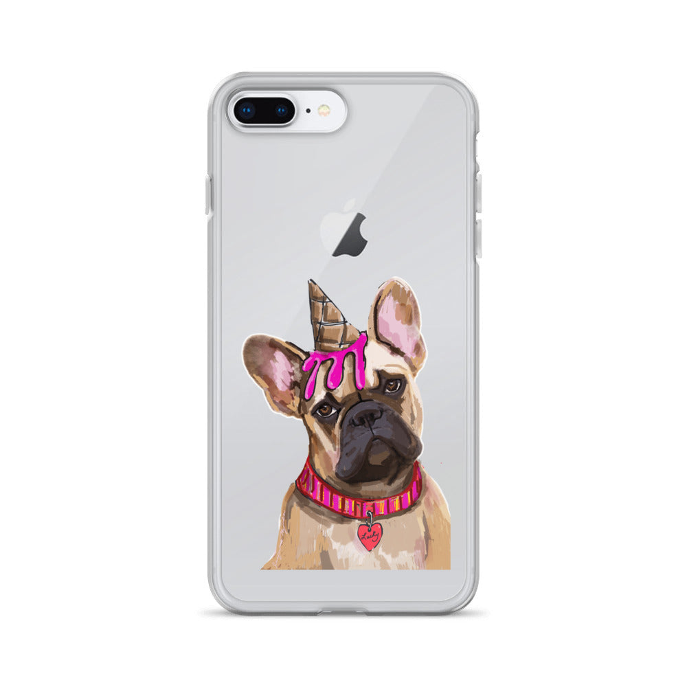 French Bulldog iPhone Case - pickie shop