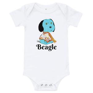 Blue Beagle Baby Onesies® - pickie shop