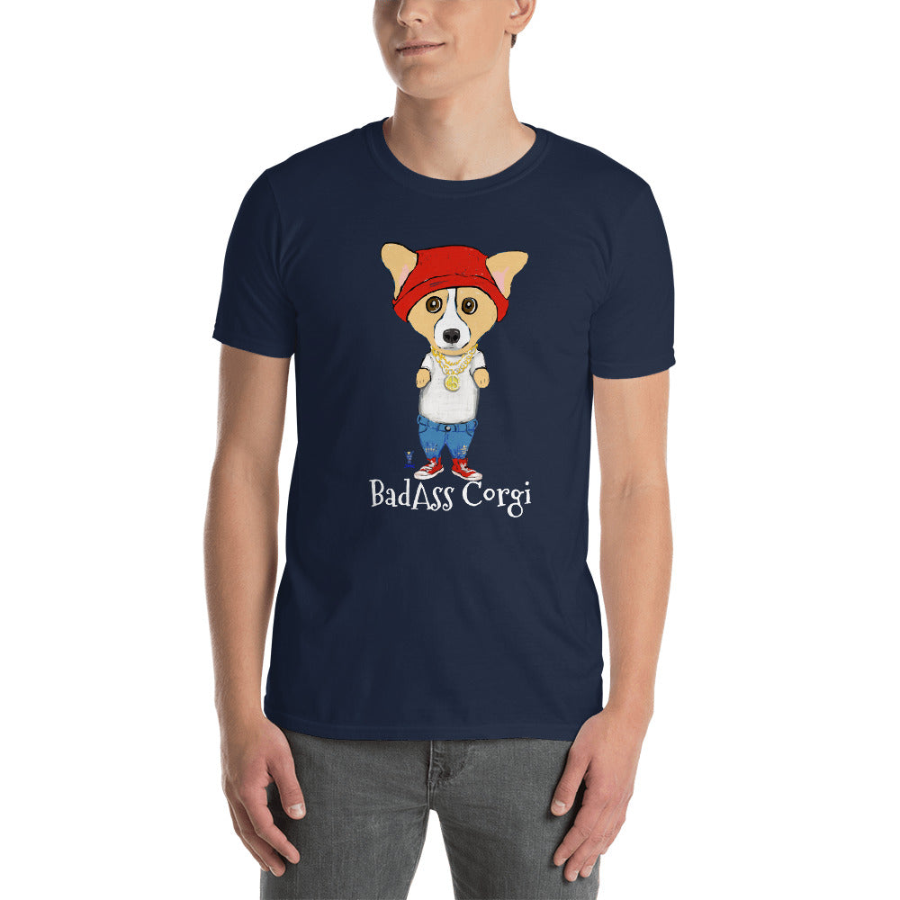 129ded0224e4 T-shirts I Corgi T-Shirt I Gifts for dog lovers I Unique gifts