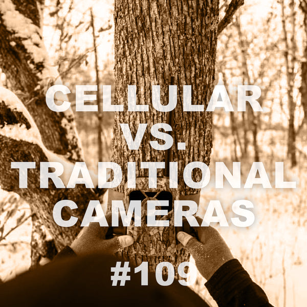 #109 Cellular vs. Traditional Cameras