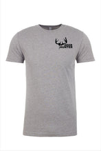 Short Sleeve - Logo T-Shirt -  Dark Heather Gray