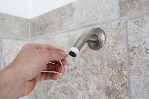 How to Install a New Shower Head (Wall Fixture)