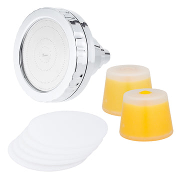 Opus Wall Fixture + Additional Citrus Mango Refill Cartridge + Microfiber Filters 5 pack