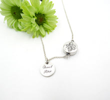 Load image into Gallery viewer, Custom Sterling Silver Urn Pendant