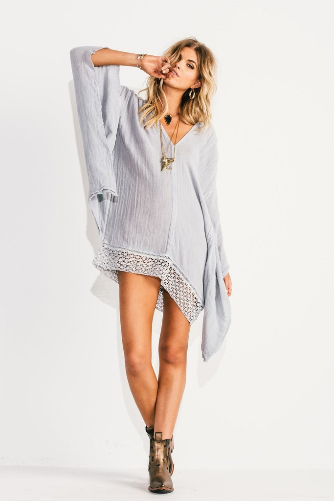 Sugar Maple Mini Kaftan