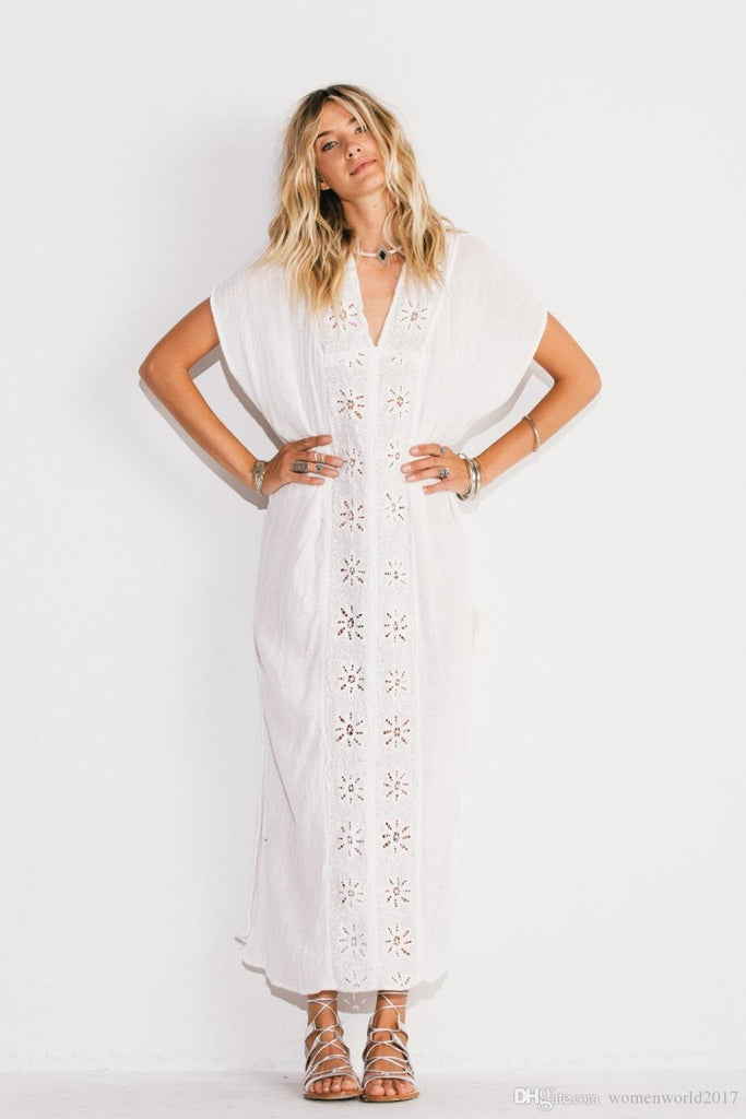 Sunflower Captivate Kaftan