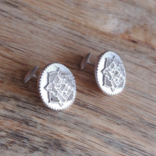 Load image into Gallery viewer, COINS, Sterling Silver Cufflinks