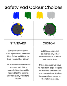 How To: Choose Your Safety Pad Colours