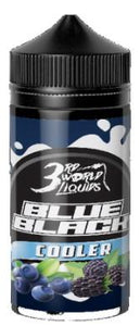 3rd World liquids - Blue Black Cooler Freezo 30ml