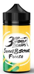 3rd World liquids - Sweet and Sour Freezo 120ml
