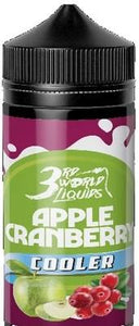 3rd World Liquids - Apple Cranberry cooler 30ml