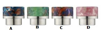 810 SL119C resin drip tips