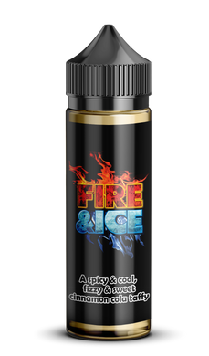 A4S Vapes - Fire & Ice  60ml