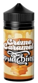Creme Caramel Pudding 120ml