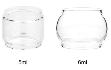 Freemax Mesh Pro Replacement Glass Tube - 5ml & 6ml