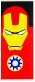 Superhero 18650 Battery Wraps