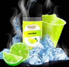 Eezee - Lime slush on ice 100ml