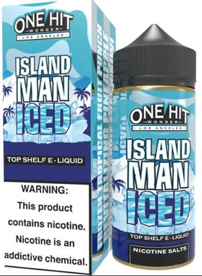 One Hit Wonder - Island Man 3mg 100ml