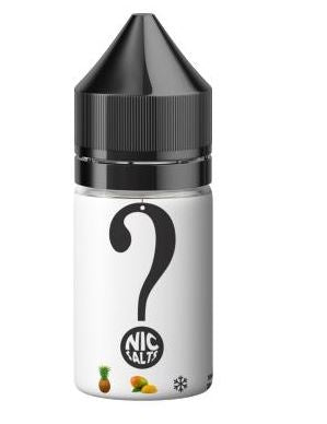 ? Question Mark Nic Salts 20mg 30ml