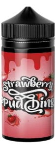 Strawberry Pudding 120ml