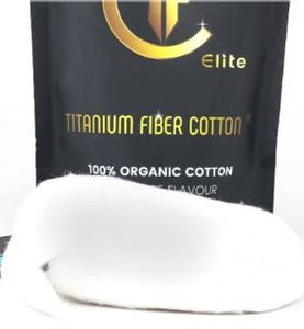 TFC Elite - Titanium Fiber Cotton - Bag