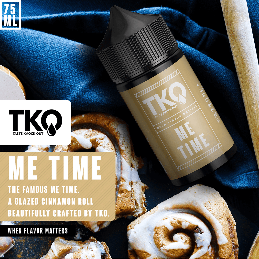 TKO - Me Time 75ml 3mg