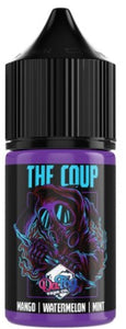 The coup MTL - Da Fog - 12mg 30ml