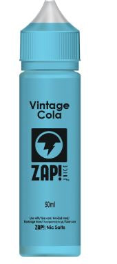 ZAP! Juice Vintage Cola - 3mg 60ml