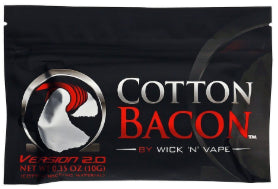 Wick 'n Vape V2 Cotton Bacon