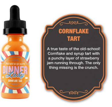 Dinner Lady - Cornflake Tart 3mg 60ml