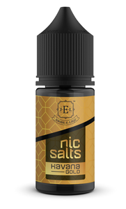 Joose-e-liqz Havana Gold NIc Salt 20mg 30ml