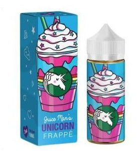 Juice Man's - Unicorn Frappe' 3mg 100ml