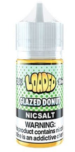 Loaded Glazed donut 50mg 30ml nic salt