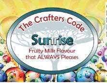 The Crafters Code - Sunrise 60ml