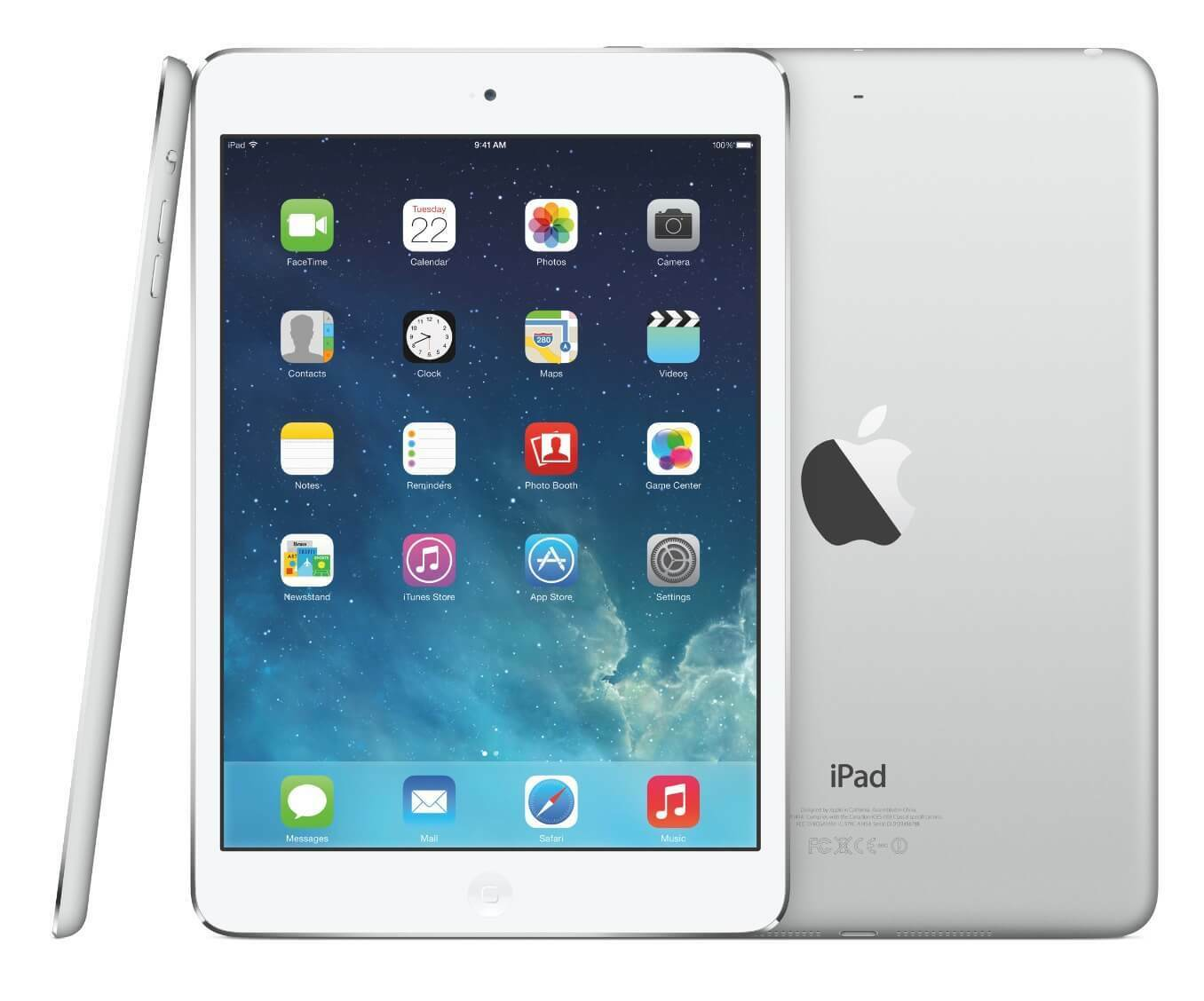Apple iPad Air 1 128GB Silver Wifi
