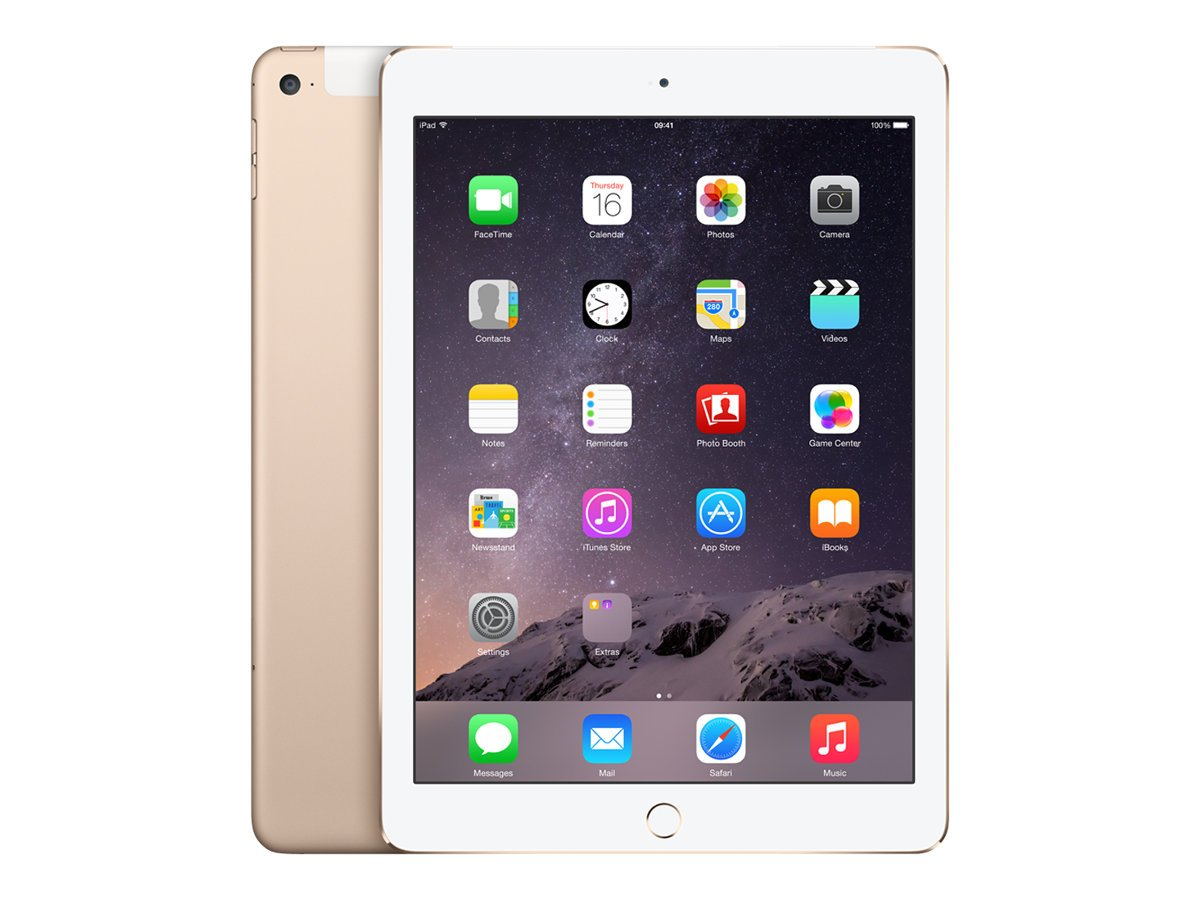 Apple iPad Air 2 64GB Gold Cellular