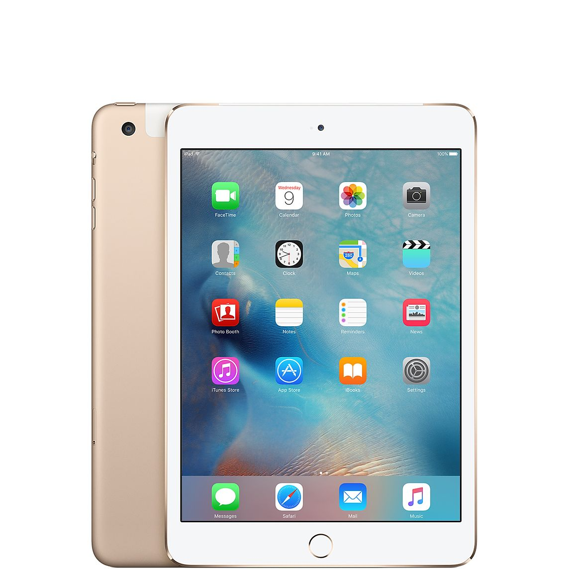 Apple iPad Mini 4 128GB Gold Wifi
