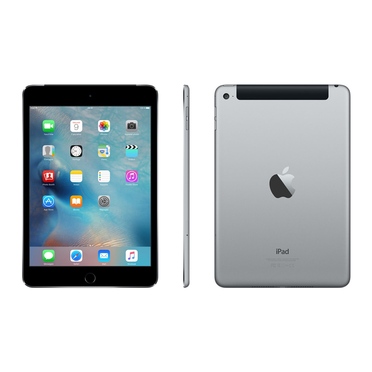 Apple iPad Mini 4 16GB Space Grey Wifi