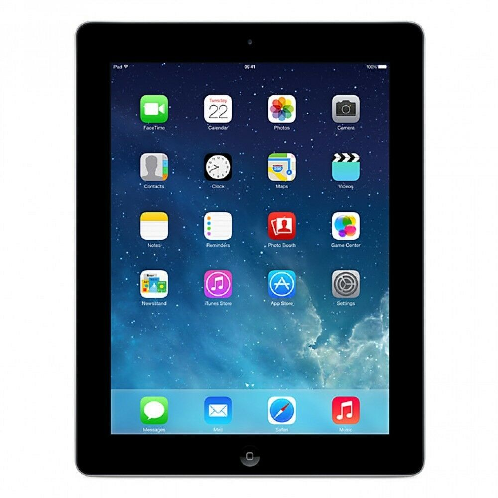 Apple iPad 4 128GB Space Grey Wifi