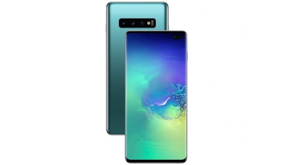 Samsung Galaxy S10 Plus 512GB Prism Green