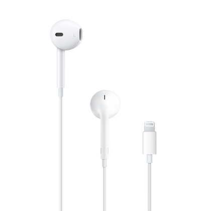 fix2U Earphones with Lightning Connector