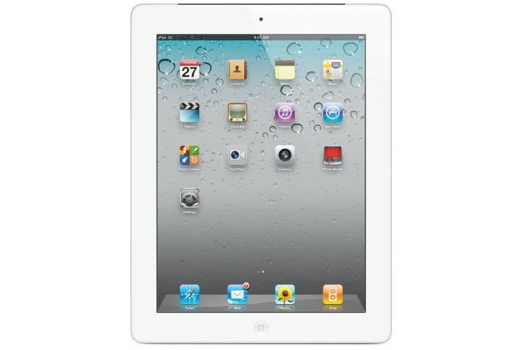 Apple iPad 2 64GB Silver Cellular
