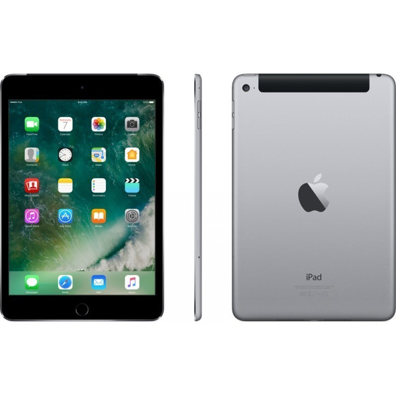 Apple iPad Mini 4 64GB Space Grey Wifi