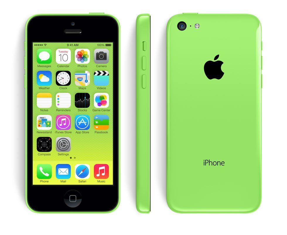Apple iPhone 5C 8GB Green
