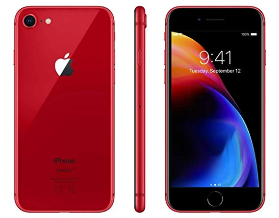 Apple iPhone 8 128GB Red