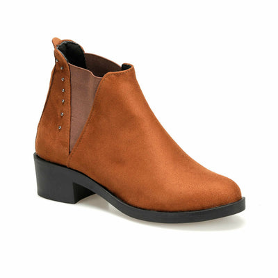 Women's Ginger Suede Boots