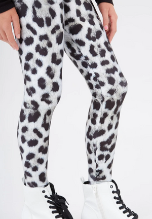 Leggings Snow Leopard