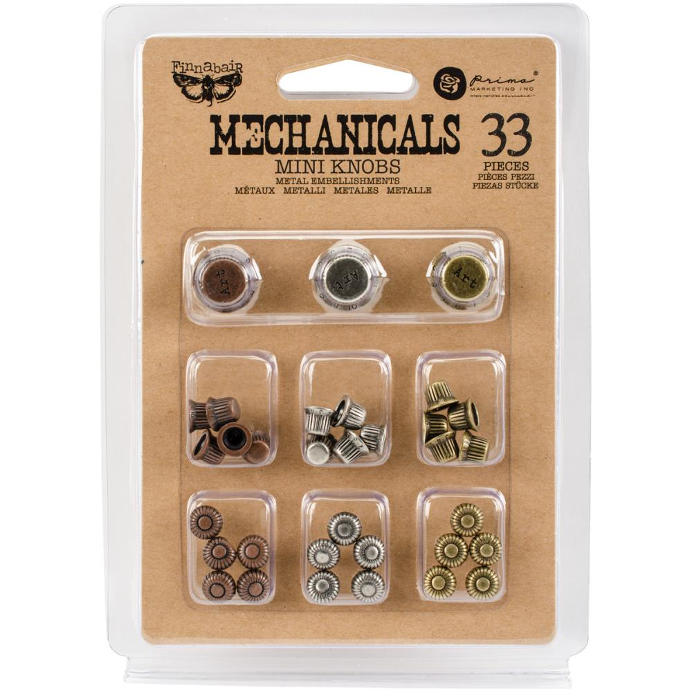 Finnabair - Mechanicals - Mini Knobs