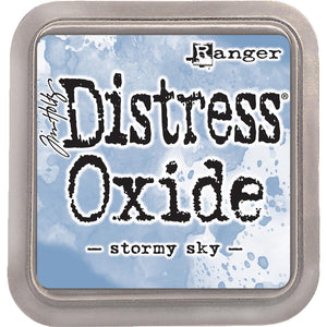 Distress Oxide Ink Pad - Stormy Skies